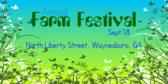 Annual Farm Festival