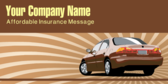 Your Company Name Affordable Insurance Message