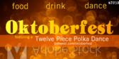Oktoberfest Green Floral