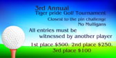 Annual Closest To The Pin