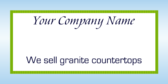 Granite Countertops Company