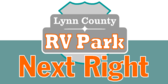 RV Park Directions