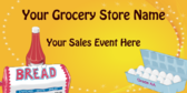 Grocery Sales Event