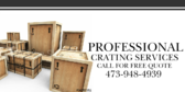 Generic Crating Services