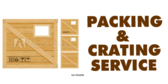 Packing and Crating Service