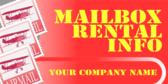 Generic Mailbox Rental