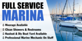 Marina Service Business