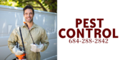 Call for Pest Service