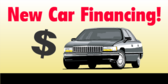 New Car Financing!