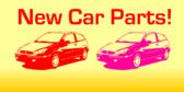 New Car Parts!