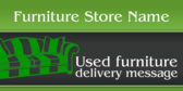Used Furniture Delivery