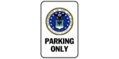 Airforce parking only