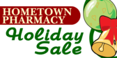 Generic Pharmacy Holiday Sale