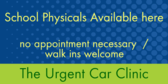 School Physicals Available Here