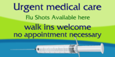 Urgent Care Flu Shots