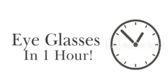 Eye Glasses In 1 Hour