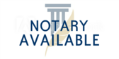 Notary Public Available