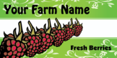 Your Farm Name Fresh Berries