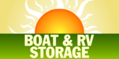 Storage Boat And Rv