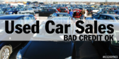 Used Car Sales Your Message Here