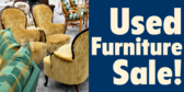 Used Furniture Sale