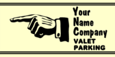 Your Company Name Valet Parking