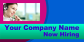 Your Company Name Now Hiring