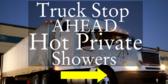 Truck Stop Ahead