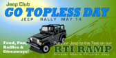 "Jeep Club ""Go Topless Day"" Jeep Rally"