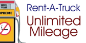 Truck Rental with Unlimited Mileage