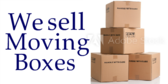 We Sell Moving Boxes