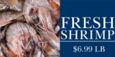Shrimp Fresh