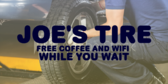 Free Coffee And Wifi While You Wait