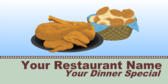 Your Restaurant Name Your Dinner Special