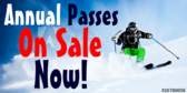 Annual Passes on Sale