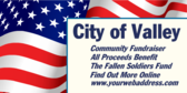 City Of Valley Community Fundraiser