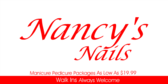 Nail Salon Services, Packages and Walk Ins