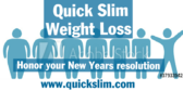 Weight Loss New Year's Relsolutions