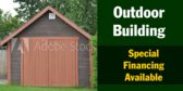 Your Outdoor Building Company Name