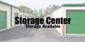 Your Storage Company Name Your