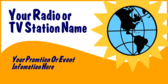 Your Radio Or TV Station Name