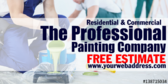 Professional Painters Licensed and Bonded