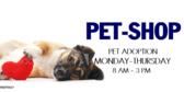 Your Pet Store Name Your Pet Adoption
