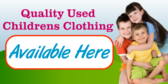 Quality Used Children's Clothing Available