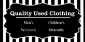 Quality Used Clothing