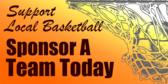 Support Local Basketball by Becoming a Sponsor