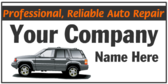 Professional Reliable Auto Repair Company
