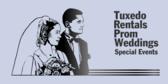 Tuxedo Rentals Prom Weddings