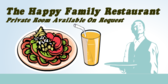 The Happy Family Restaurant Private