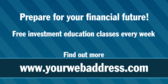 Securities Investment Education